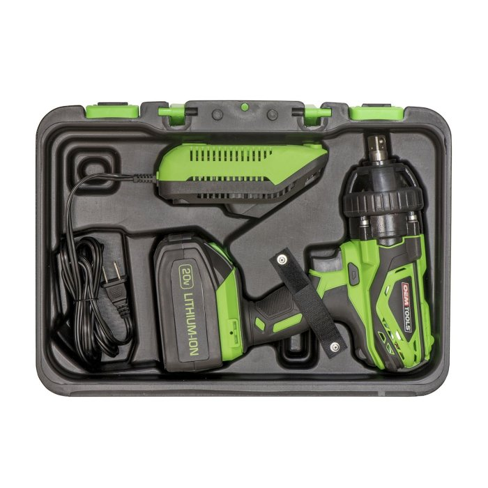 OEMTOOLS Heavy Duty Impact Wrench